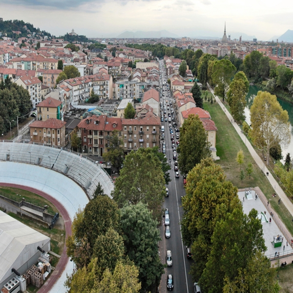 Motovelodromo di Torino