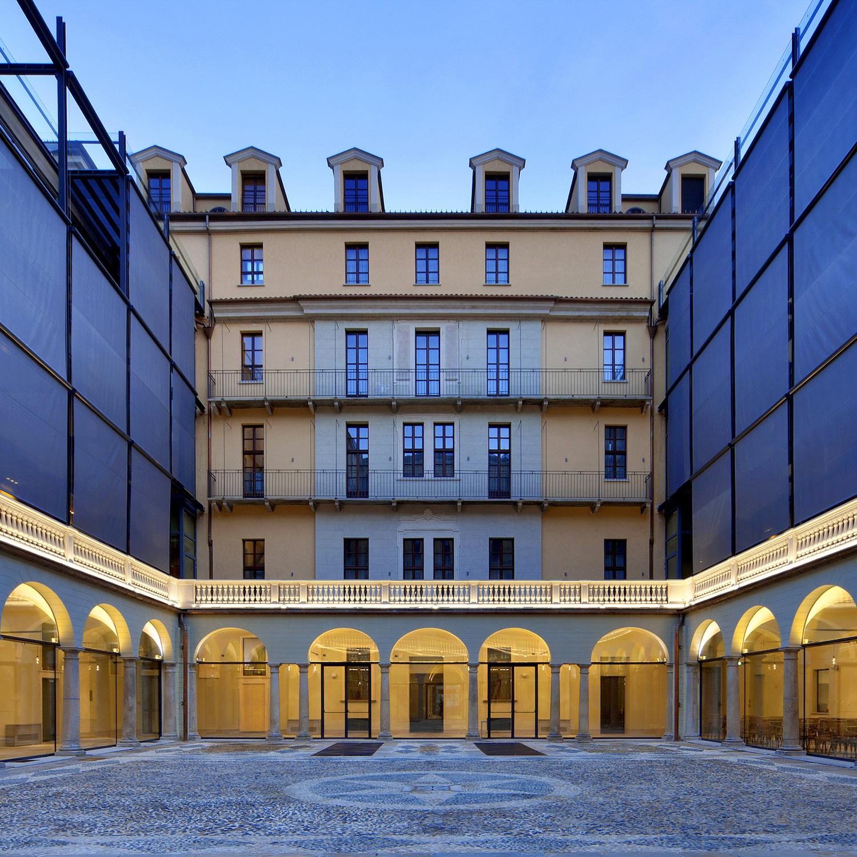 Hotel Nh Collection Torino Piazza Carlina