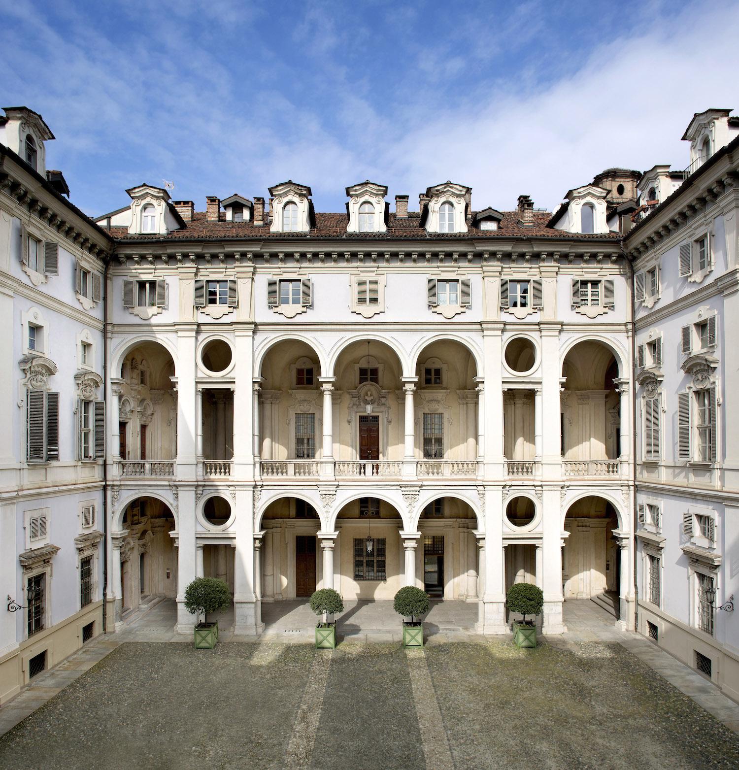 palazzo saluzzo di paesana open house torino