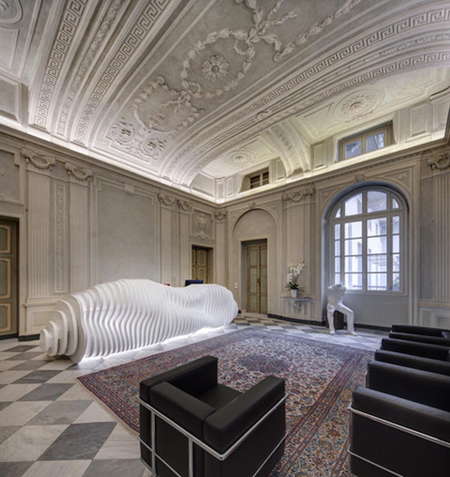The number 6 open house torino - La casa piu bella al mondo ...